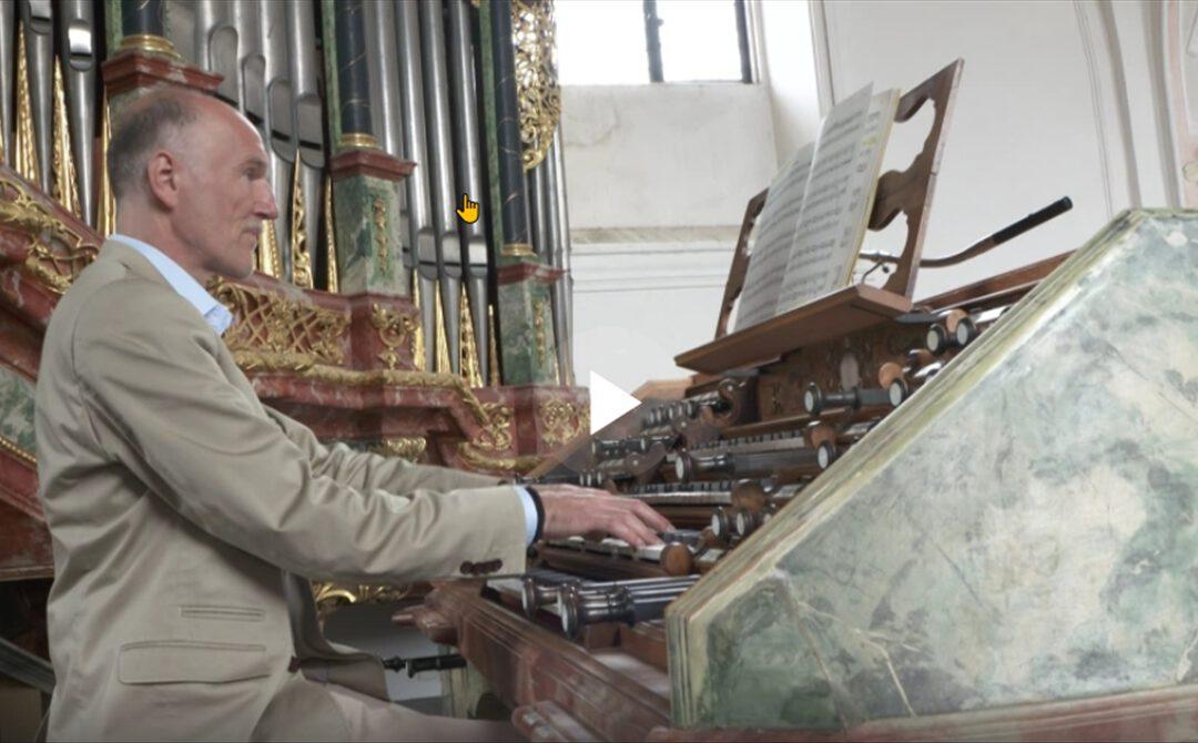 Schwäbische Zeitung präsentiert Gabler-Orgel
