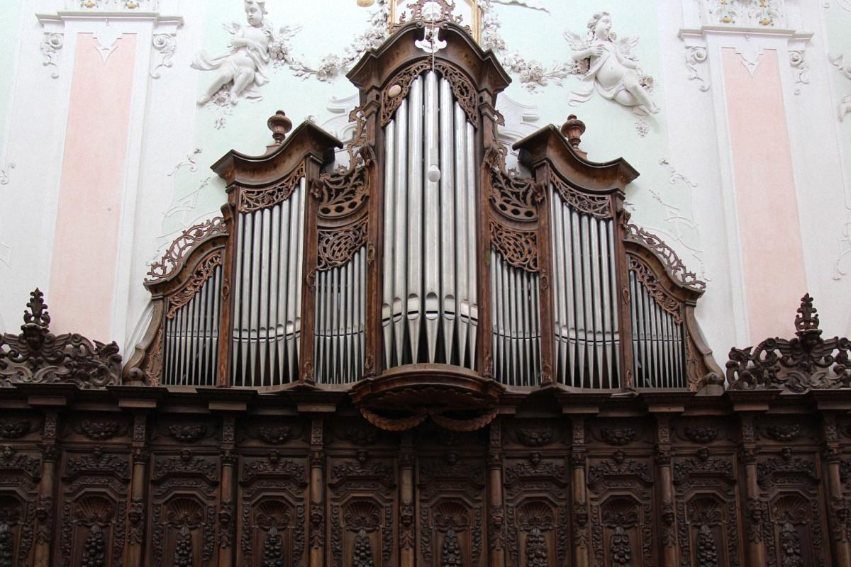 Höss-Orgel, Foto: Hans-Peter Wachter
